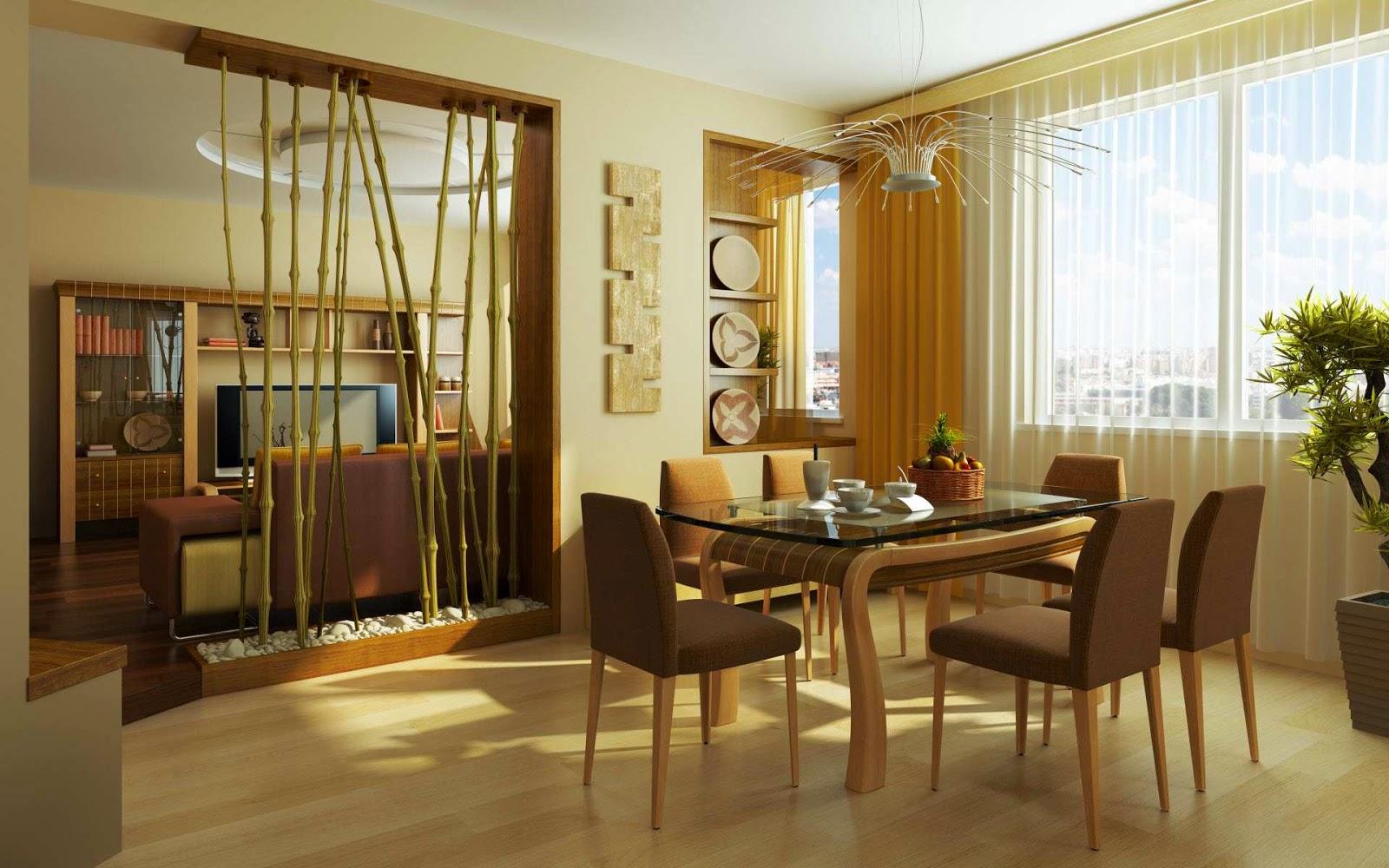 Bambu Baño Feng Shui:En las habitaciones preferiblemente no se aconsejan por encima de los