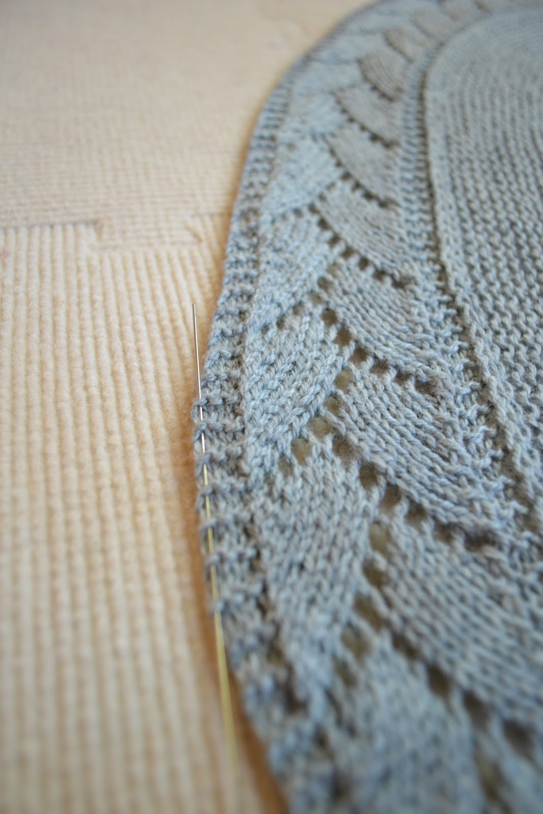 Susan B. Anderson: Washing Your Wool and Blocking