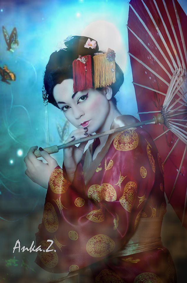 Geisha - Wikipedia, la enciclopedia libre