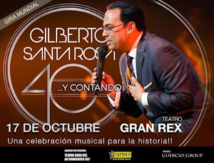 Gilberto Santa Rosa en Buenos Aires