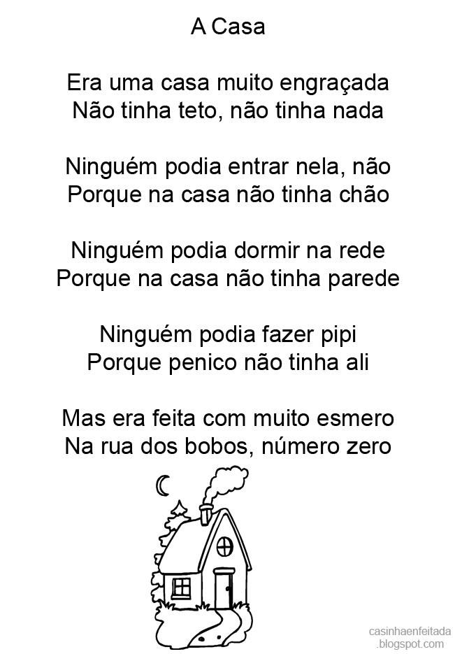 Well-known Casinha de Criança: Letras e Músicas Infantis Para Download PC22