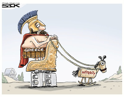 Greece Austerity Steve Sack