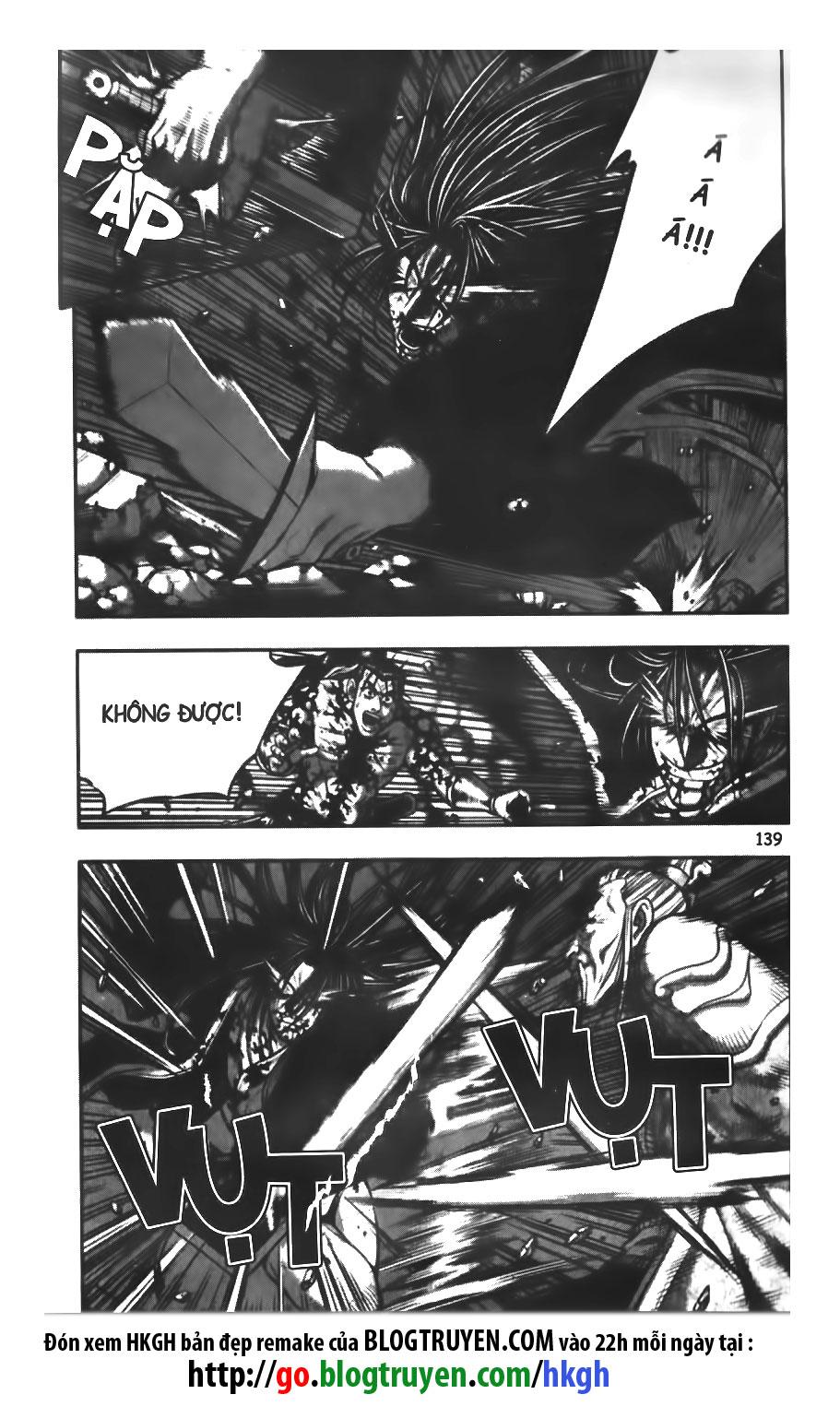 Hiệp Khách Giang Hồ chap 354 Trang 17 - Mangak.info