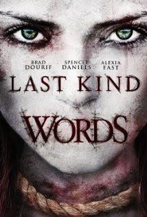 Last Kind Words -