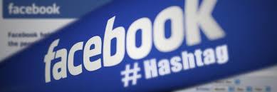 Facebook Luncurkan Fitur Hashtag Seperti Twitter!