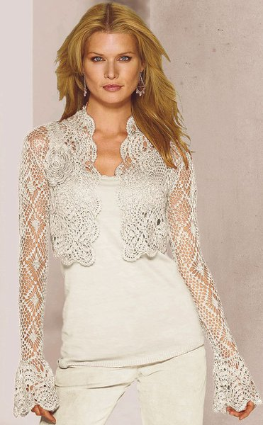%C5%9Femal%C4%B1+dantel+bluz+modeli(1) Şemalı Yazlık Bayan Örgü Modelleri