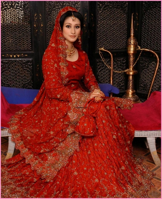 girl for look: pakistani wedding and bridal dresses 2015