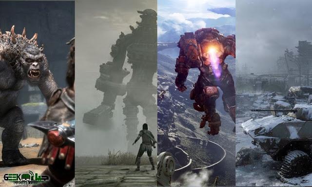 أحسن ألعاب الفيديو لسنة 2018 والتي لا نطيق صبرا لتجربتها