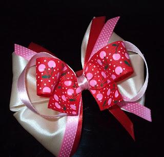 Красивые бантики для маленьких принцесс))) Bantiki+022