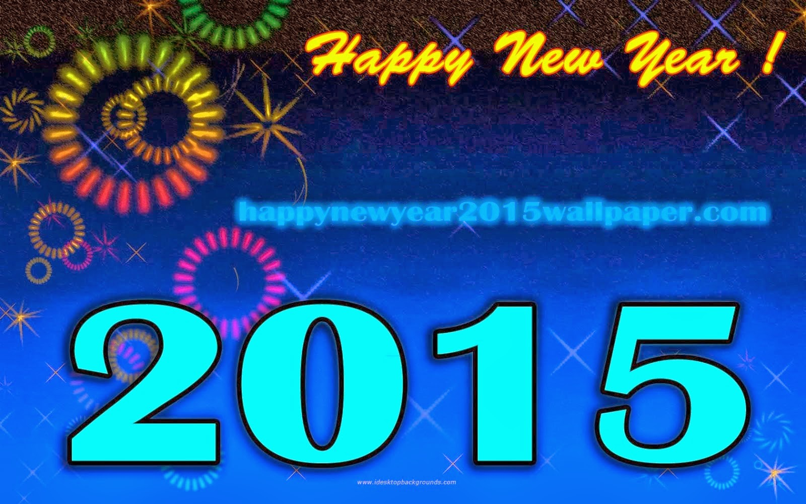 Happy New Year 2015 Wallpaper Free Downloading, Happy New Year Photos