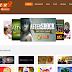 Website RTM TV2 sudah banyak berubah