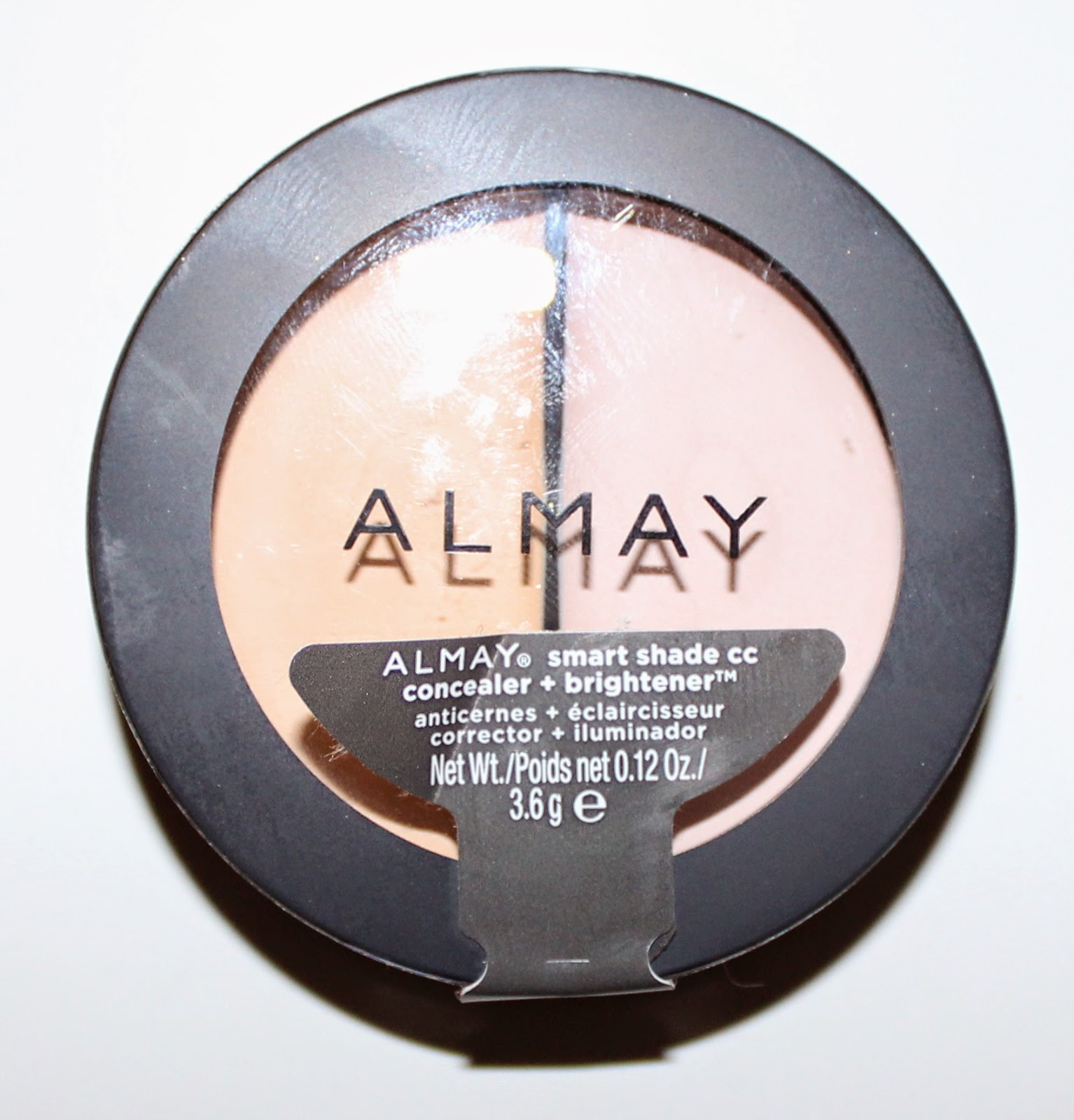 Almay Smart Shade CC Concealer + Brightener in 100 Light
