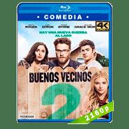 Buenos vecinos 2 (2016) 4K Audio Dual Latino-Ingles