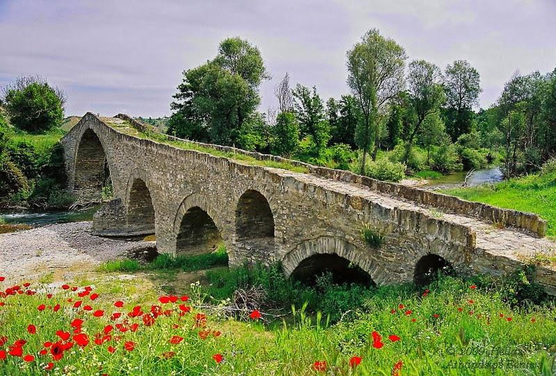 Το γεφύρι του Τσακνοχωρίου