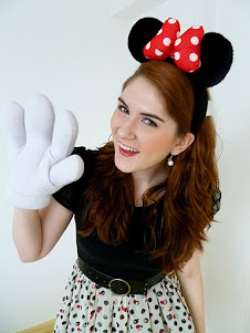 Follow me on The Joy of Disney!!