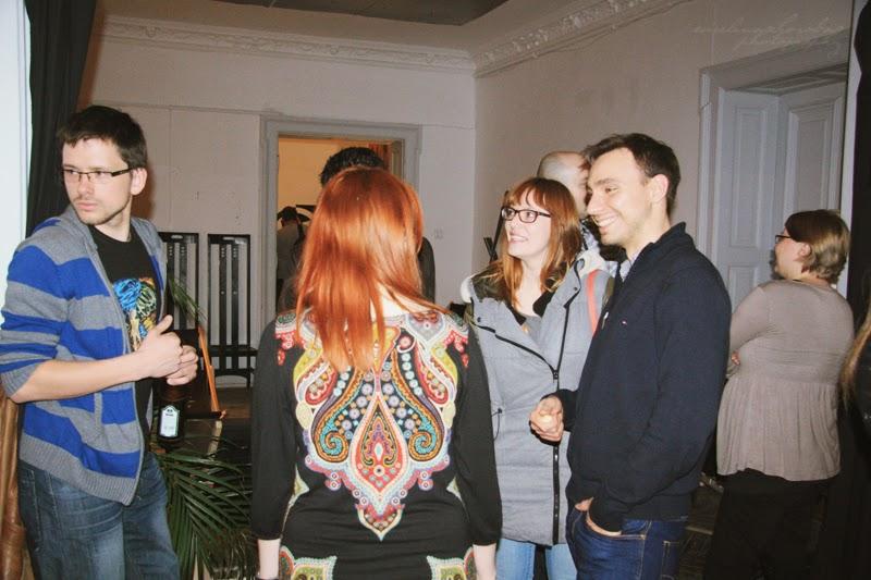 Geek Girls Carrots, ludzie, networking, mężczyzna, kobieta, 6 Dzielnica, spotkanie kobiet, fotografia Ewelina Choroba