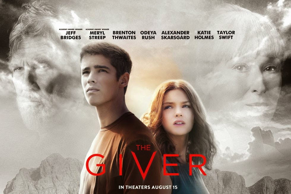 the giver the good the bad and the holy frank on films