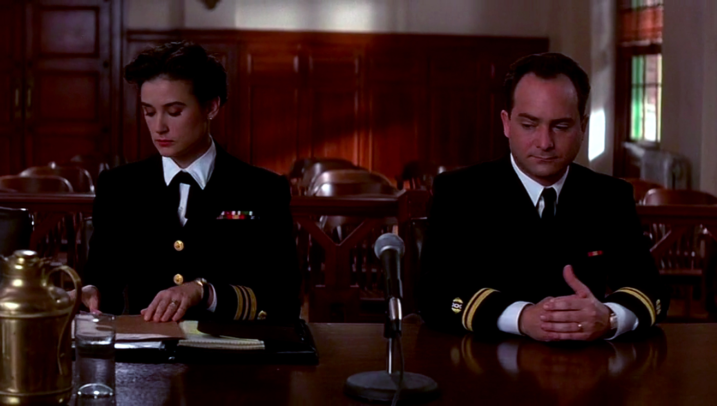 a review of the movie a few good men A few good men study guide ©2008 city lights theater company of san jose  he wrote the screenplay for the movie only a few years later (it was released.