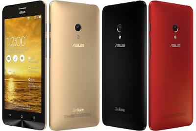Zenfones 5 e 6 recebem atualização para Android 5.0