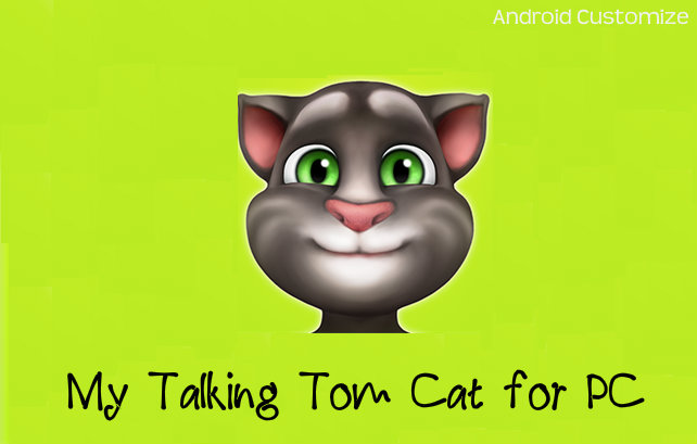 My Talking Tom Cat For PC