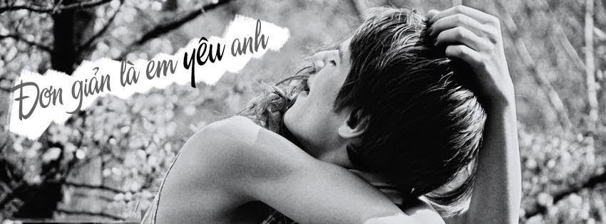 Ảnh bìa cho ngày Valentine đẹp cho cặp đôi yêu nhau