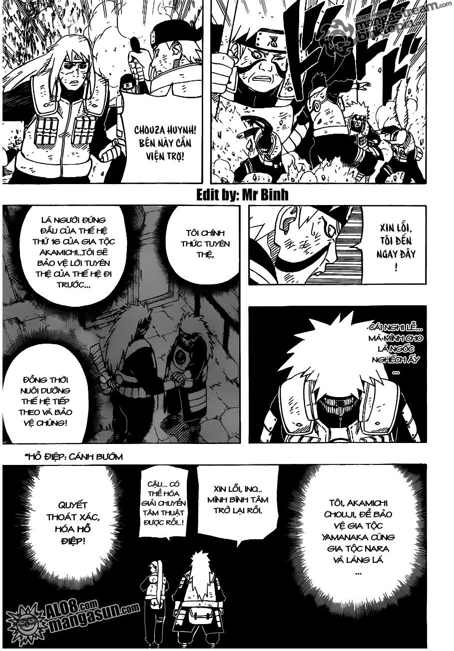 Naruto chap 533 Trang 15 - Mangak.info