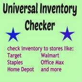Inventory Checker