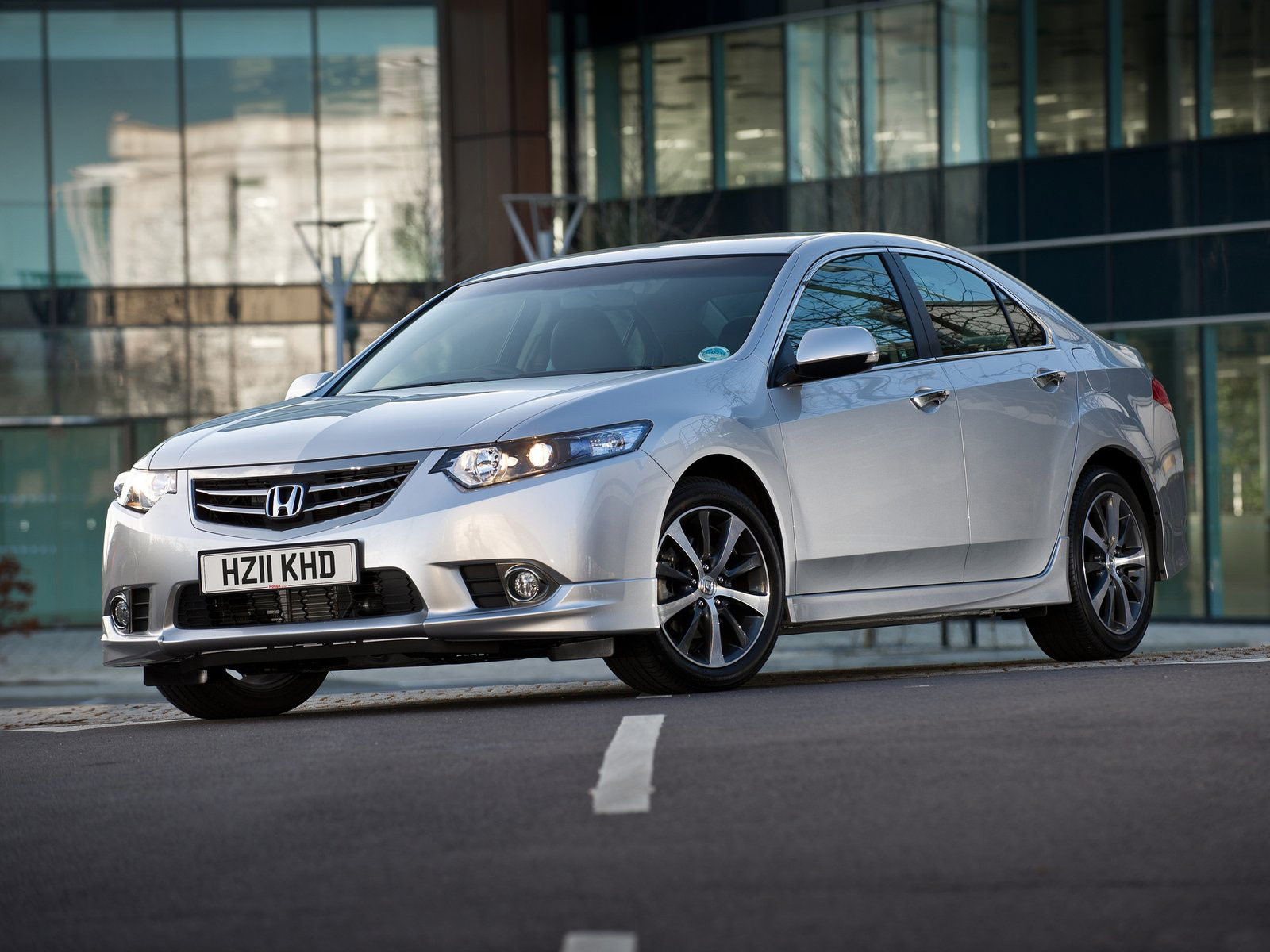 2011 Honda Accord Eu Version Car News