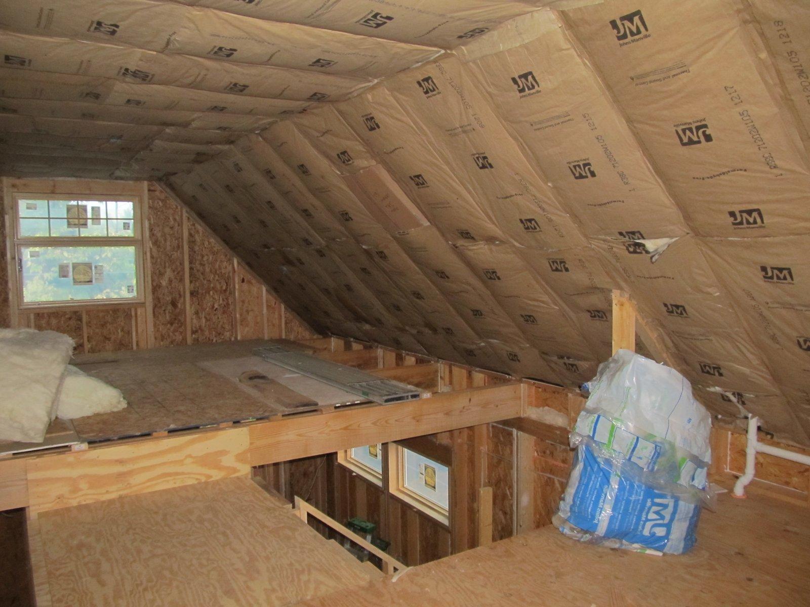 Photo store owens corning fiberglass loose fill insulation for Loose fill fiberglass insulation