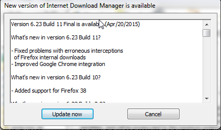 Download IDM Terbaru 2015 Versi 6.23 Build 11 Gak Ribet