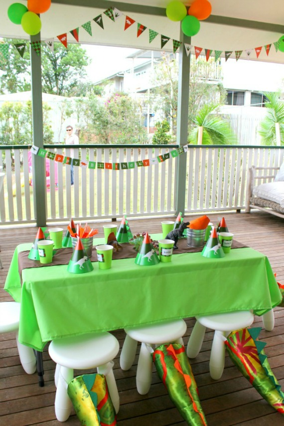 Party - Birthday Invitations and Party Decorations: Dino-mite Dinosaur ...
