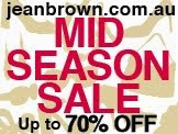 Jean Brown is having a SALE!!