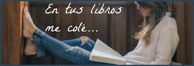 En tus libros me colé