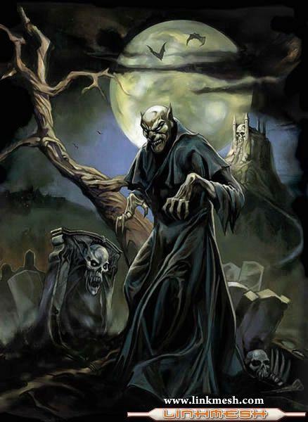 vampiros terror: