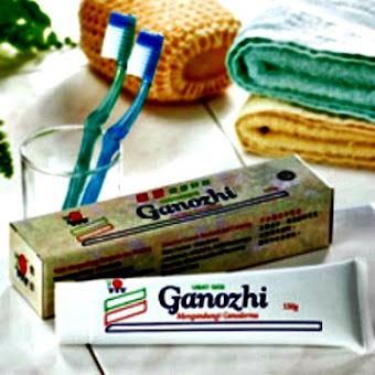 Ganozhi Οδοντόπαστα