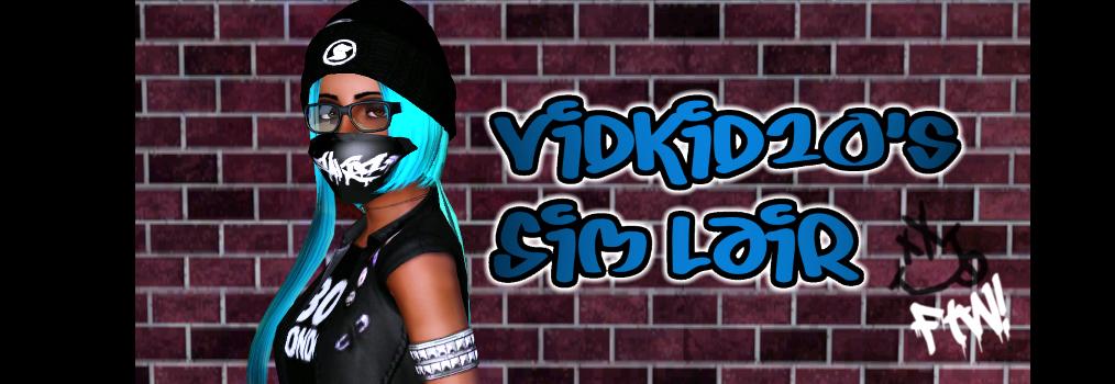 Vidkid20's Sim Lair
