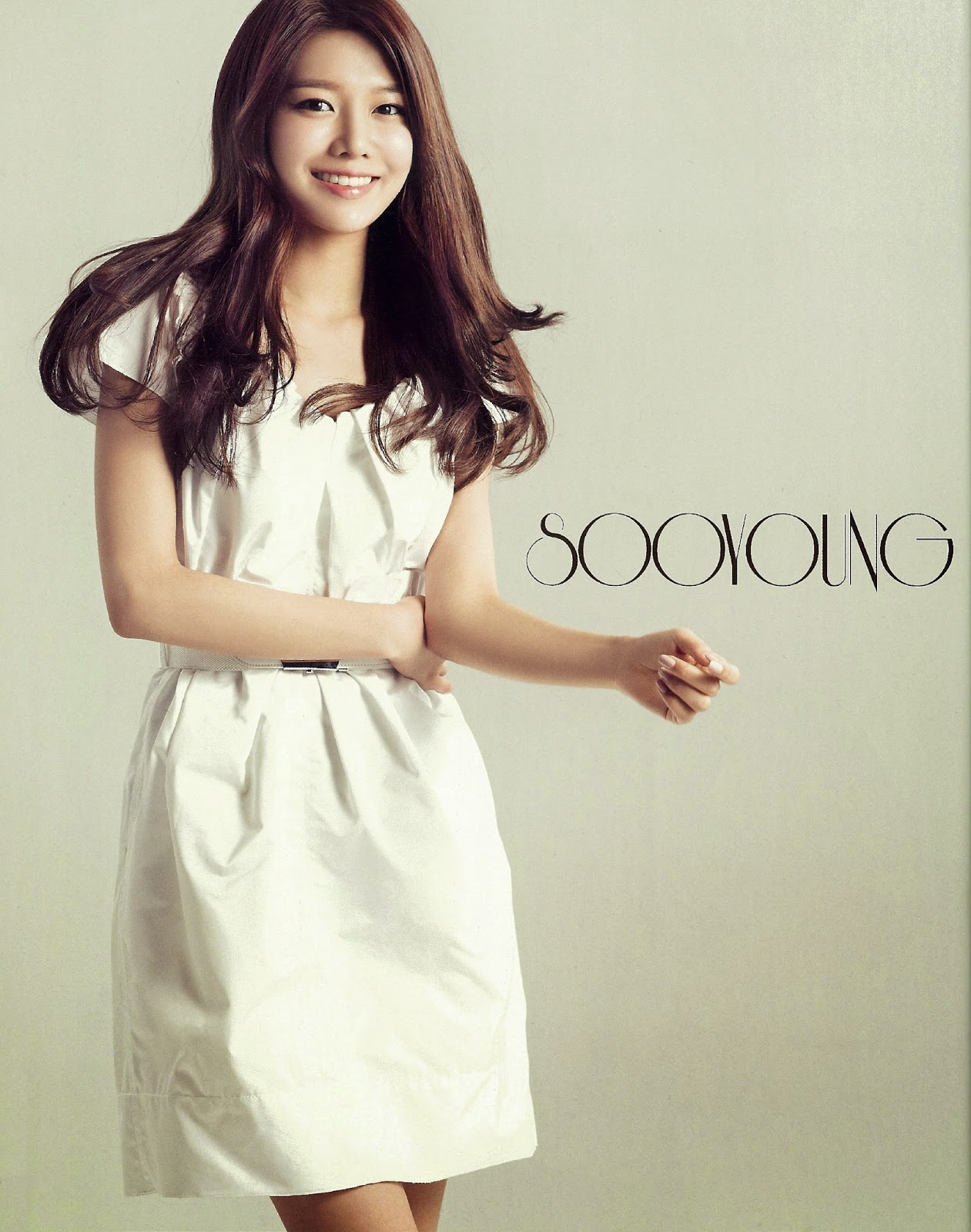 SNSD Sone Note 3 Sooyoung