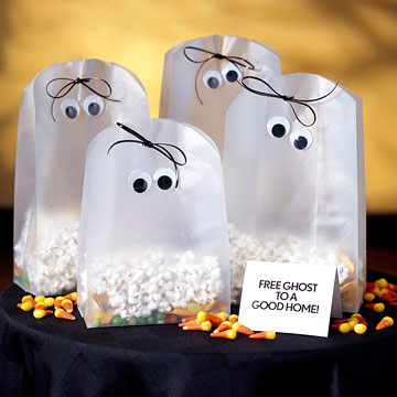free ghost to a good home from better homes and gardens - Diy Halloween Favors