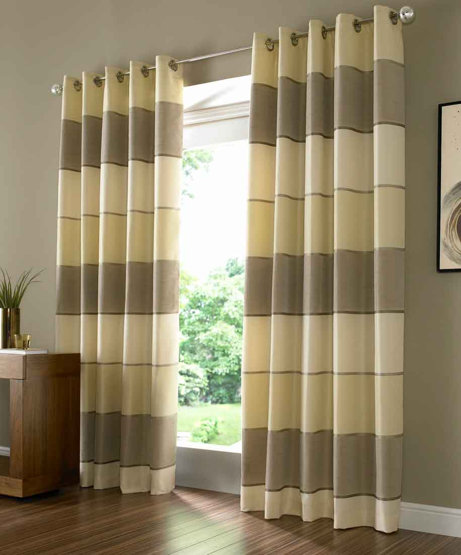 Beautiful modern curtains design ideas for home for Curtain designs living room