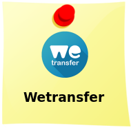 DominioTXT - Wetransfer