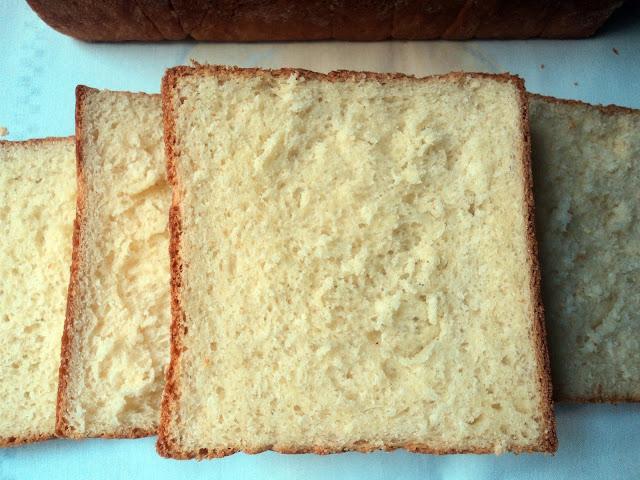 Pan de molde Parker House receta casera
