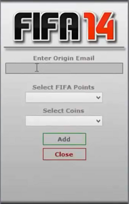 fifa 14 coins hack you can get all the fifa coins and points for free
