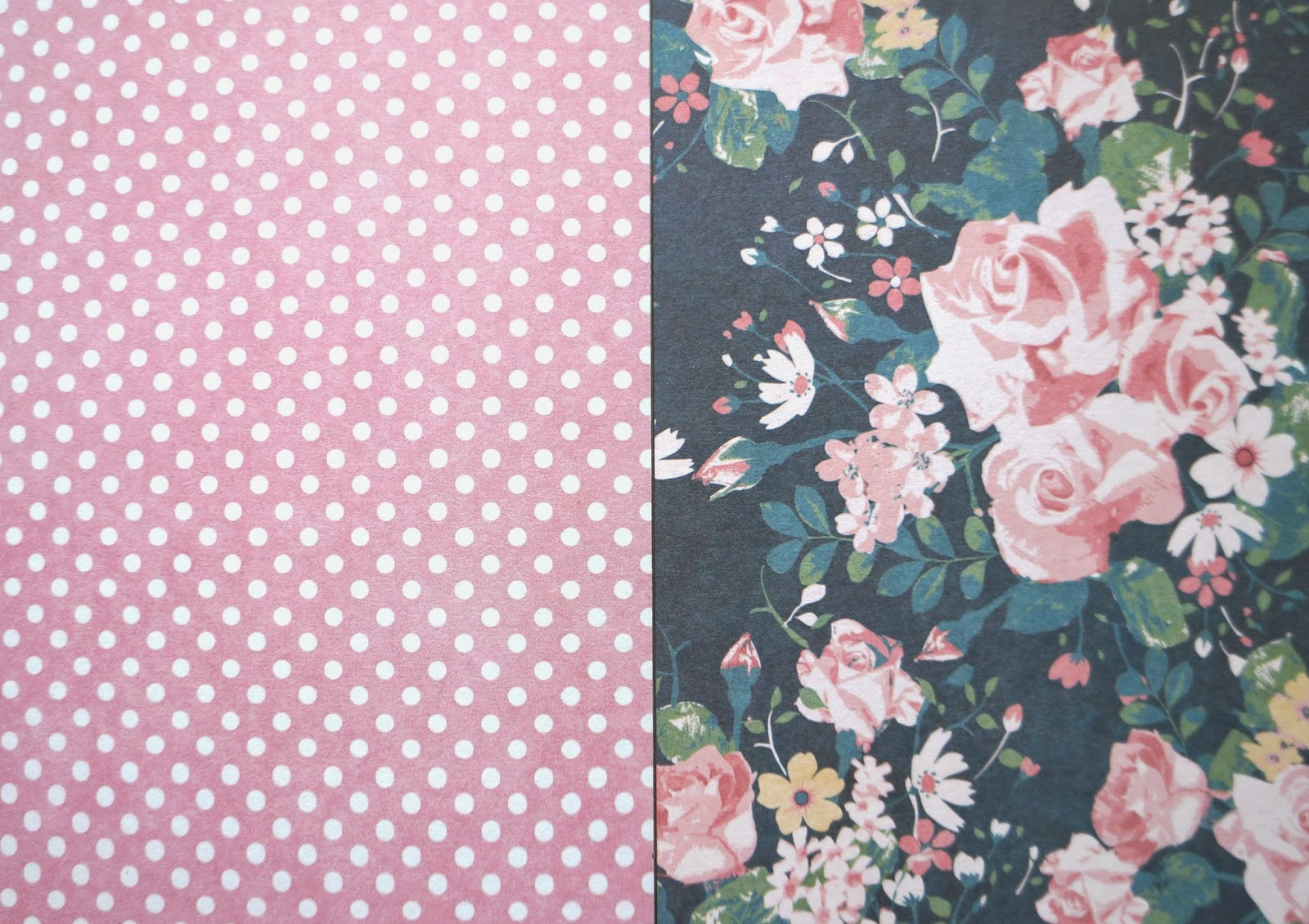 Lily Razz Pretty Patterned Paper