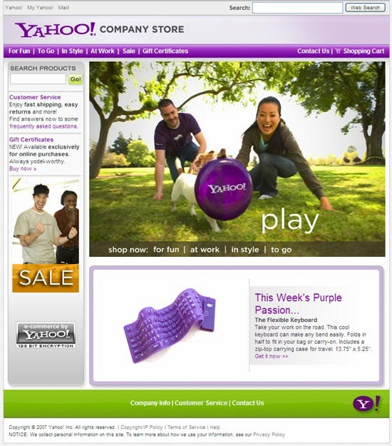 ClickPro Media - Yahoo Merchant Solution
