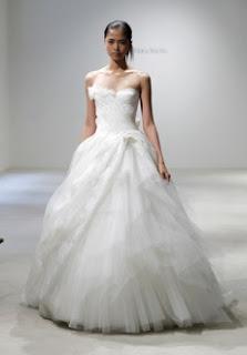 modelos de Vestidos Vera Wang