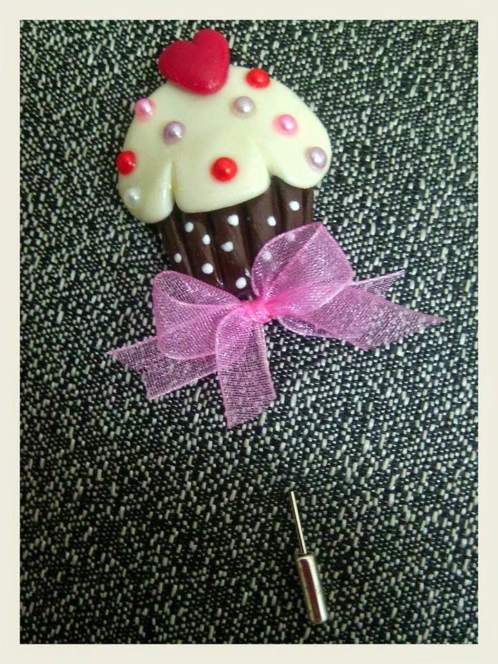 Alfiler Cupcake