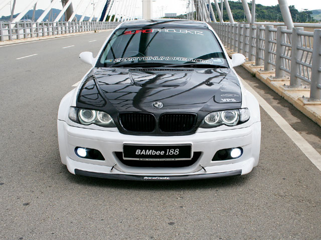 Hr Motorsport Bmw 320i Tuning