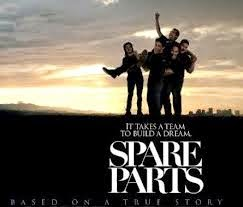 Info review Sinopsis film Spare Parts (2015) Bioskop