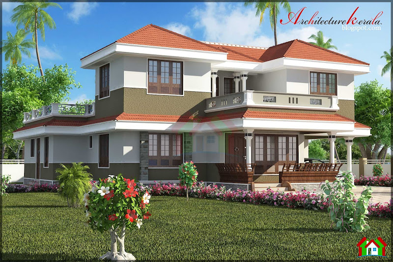 KERALA TRADITIONAL HOUSE PLAN DETAIL title=