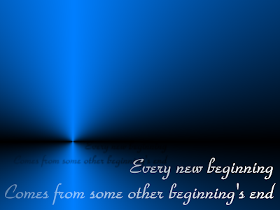 Closing Time - Semisonic Song Lyric Quote in Text Image